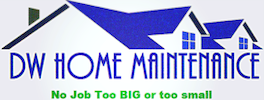 DW Home Maintenance logo
