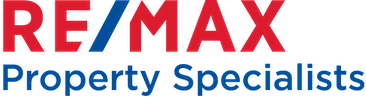 RE Max first residential property management logo