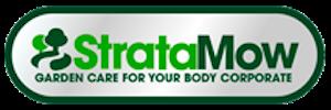 StrataMow logo